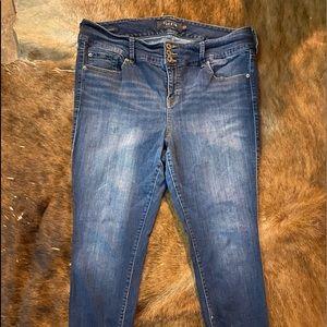 Torrid Premium Jeggings Blue Jeans - Size 20 Reg